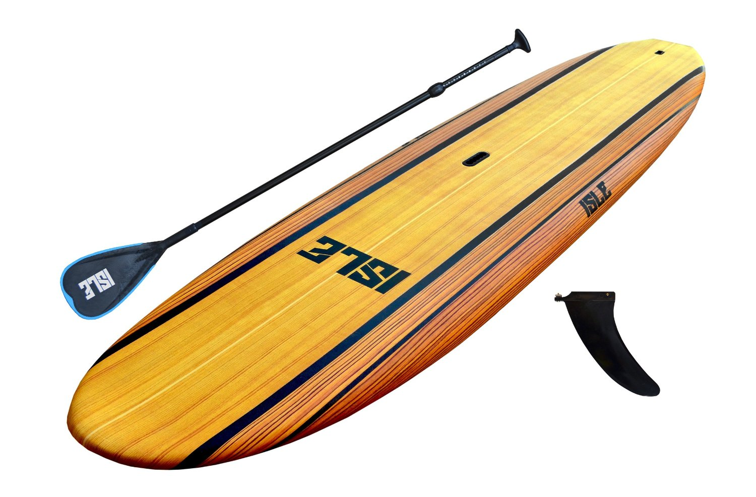 ISLE 10'8 Soft Top Stand Up Paddle Board Package