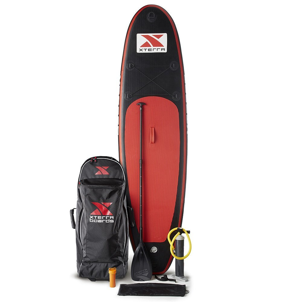 XTERRA 10 Inflatable SUP Package