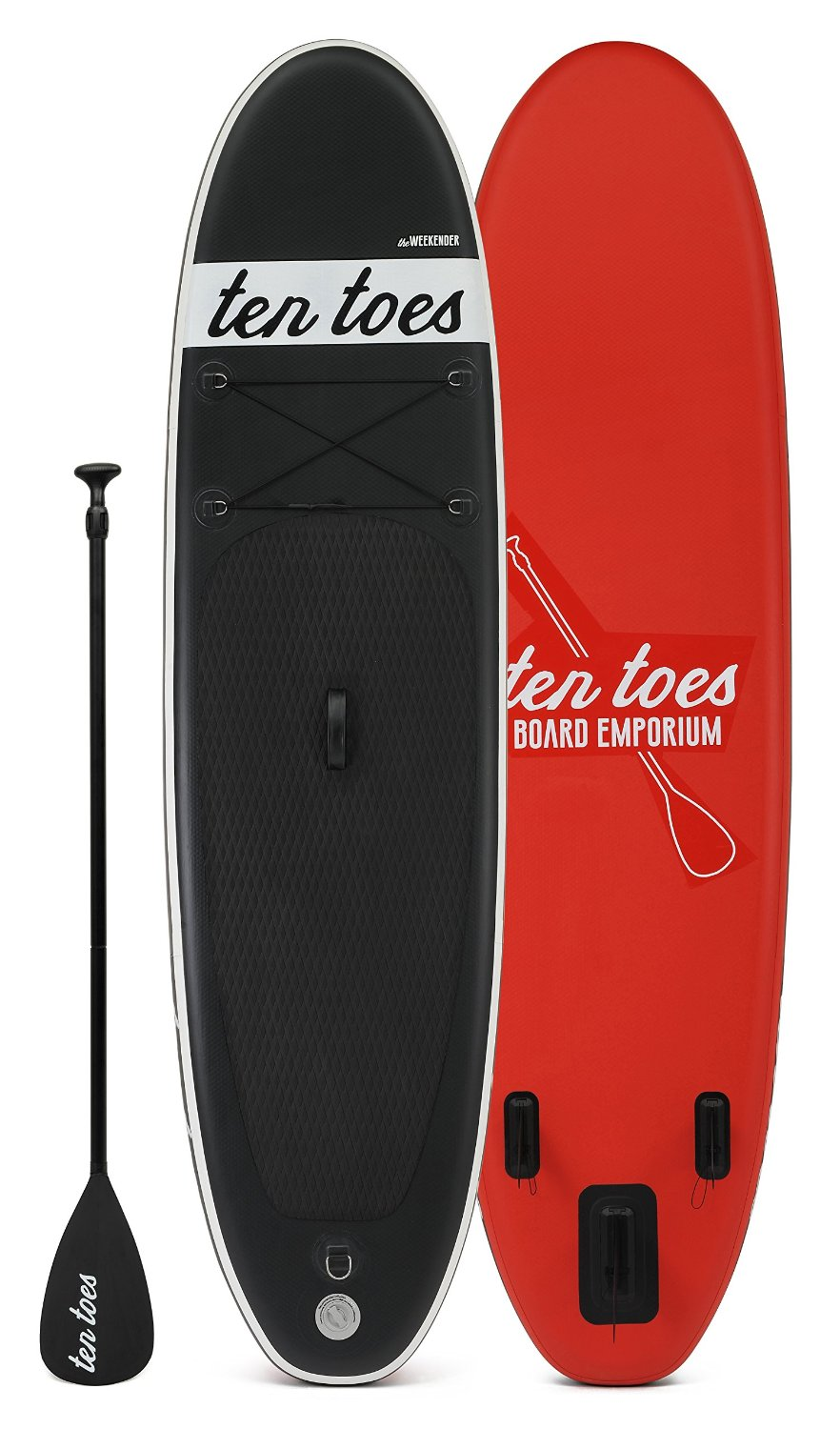 Ten Toes iSUP Stand Up Paddle Board