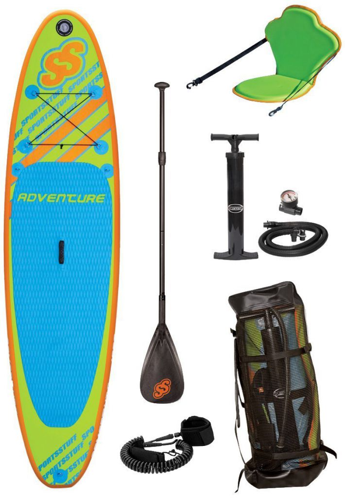 Sportsstuff 1030 Adventure iSUP package review