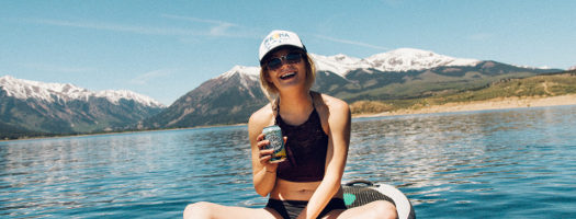 stand up paddle board guide newsletter signup