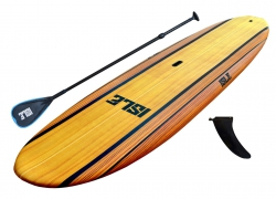 ISLE Soft Top Paddle Board Review