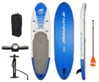 PathFinder Inflatable Stand Up Paddle Board Review