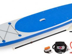 Sea Eagle LongBoard 126 iSUP Review