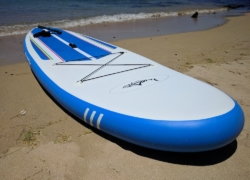 The 11' Shark All Round Cross iSUP Review